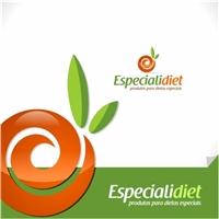 Especialidiet, Logo e Identidade, Alimentos & Bebidas
