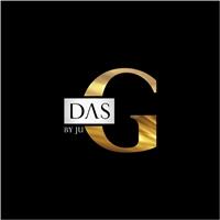 DAS G By Ju, Logo e Identidade, Roupas, Jóias & Assessorios