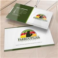 Mineraçao Farroupilha Ltda, Logo e Identidade, Consultoria de Negócios