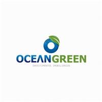 Ocean Green, Logo e Identidade, Construção & Engenharia