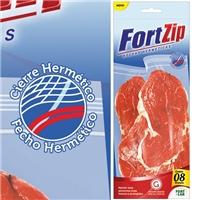 Fort Zip - Saco Hermético - Tamanho Grande, Embalagens de produtos, Metal & Energia