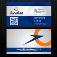 iLocaliza Rastreamento e Logística, Logo e Identidade, Segurança & Vigilância