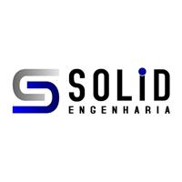 Solid Engenharia, Logo e Identidade, Construção & Engenharia
