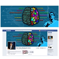 Fan Page do Prof. Victor Mirshawka Junior, Marketing Digital, Educação & Cursos