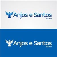 Anjos e Santos.com, Logo e Identidade, Religião & Espiritualidade