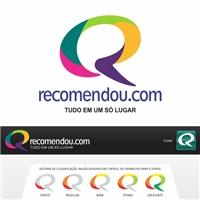 RECOMENDOU.COM, Logo e Identidade, Marketing & Comunicação
