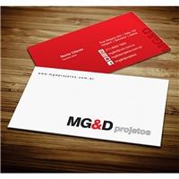 MG&D Projetos, Logo e Identidade, Arquitetura