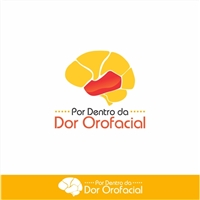 Blog Por Dentro da Dor Orofacial, Logo e Identidade, Computador & Internet