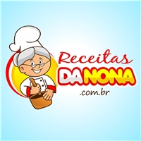 Mascote Receitas da Nona, Construçao de Marca, Planejamento de Eventos e Festas
