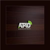 AT4D, Logo e Identidade, Computador & Internet