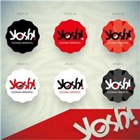 YOSHI, Logo e Identidade, Alimentos & Bebidas
