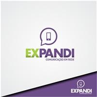 EXPANDI, Logo e Identidade, Marketing & Comunicação