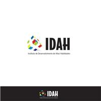 Instituto de Desenvolvimento de Altas Habilidades - IDAH, Logo e Identidade, Associações, ONGs ou Comunidades