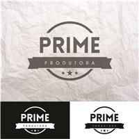 Prime Produtora Audiovisual, Logo e Identidade, Artes, Música & Entretenimento