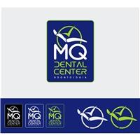 MQ Dental Center ( Odontologia), Logo e Identidade, Saúde & Nutrição