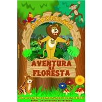 ARVORISMO: AVENTURA NA FLORESTA, Peças Gráficas e Publicidade, Planejamento de Eventos e Festas