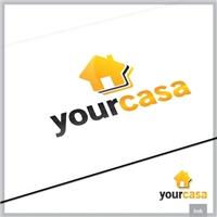 YOUR CASA / YOURCASA, Logo e Identidade, Arquitetura