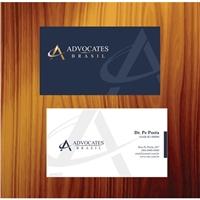 ADVOCATES BRASIL, Logo e Identidade, Associações, ONGs ou Comunidades