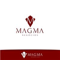 Magma Negócios, Logo e Identidade, Contabilidade & Finanças