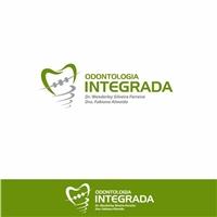 Odontologia Integrada  -  Dr. Wanderley Silveira Ferreira  e Dra. ..., Logo e Identidade, Saúde & Nutrição