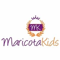 Maricota Kids, Logo e Identidade, Roupas, Jóias & Assessorios