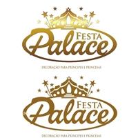 Festa Palace, Logo e Identidade, Decoração & Mobília