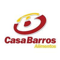 CASA BARROS ALIMENTOS, Logo e Identidade, Alimentos & Bebidas