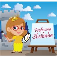 Professora Sheilinha, Construçao de Marca, Artes, Música & Entretenimento