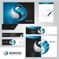 Sework Consultoria e Assessoria, Logo e Identidade, Consultoria de Negócios