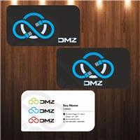 DMZ Informatica, Logo e Identidade, Computador & Internet