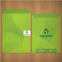papelaria para agropec, Logo e Identidade, Metal & Energia
