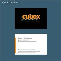 COBEX EXPLOSIVOS, Logo e Identidade, Tecnologia & Ciencias