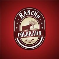 Rancho Colorado, Logo e Identidade, Alimentos & Bebidas
