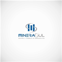 MINERASUL INDUSTRIA E COMÉRCIO DE AGREGADOS LTDA, Logo e Identidade, Construção & Engenharia