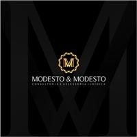 Modesto & Modesto Consultoria e Assessoria Jurídica, Logo e Identidade, Advocacia e Direito