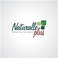 NATURALLE PLUS, Logo e Identidade, Alimentos & Bebidas
