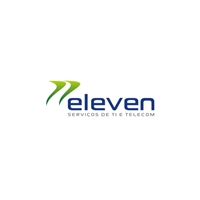 Eleven Serviços de TI e Telecom, Logo e Identidade, Computador & Internet
