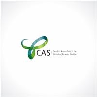 CAS - Centro Amazônico de Simulaçao em Saúde, Logo e Identidade, Educação & Cursos