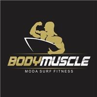 BODY MUSCLE, Logo e Identidade, Saúde & Nutrição