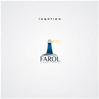 Farol Imóveis, Logo e Identidade, Imóveis