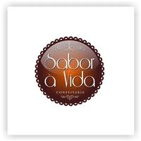 Confeitaria Sabor à Vida, Logo e Identidade, Alimentos & Bebidas