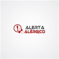 Alerta Alérgico, Logo e Identidade, Saúde & Nutrição