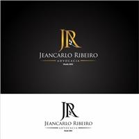 JEANCARLO RIBEIRO ADVOCACIA, Logo e Identidade, Advocacia e Direito