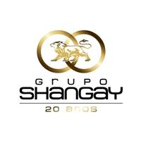 Grupo Shangay, Logo e Identidade, Construção & Engenharia