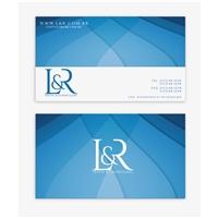 L&R, Logo e Identidade, Roupas, Jóias & Assessorios