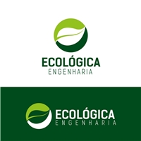 Ecológica Engenharia, Logo e Identidade, Construção & Engenharia