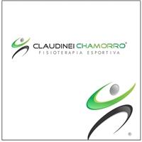 Claudinei Chamorro Fisioterapia Esportiva, Logo e Identidade, Saúde & Nutrição