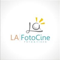 LA FotoCine, Logo e Identidade, Fotografia