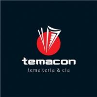 TEMACON, Logo e Identidade, Alimentos & Bebidas