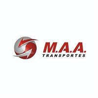 M.A.A. Transportes, Logo e Identidade, Logística, Entrega & Armazenamento